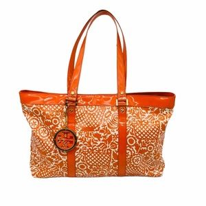 Tory Burch Large Birds & Nests Tote